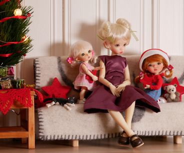 Dolly Christmas