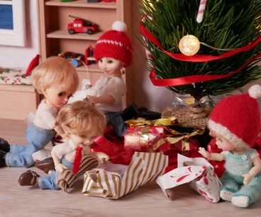 The boys´Christmas.