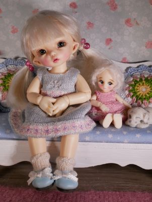 My first two bjds